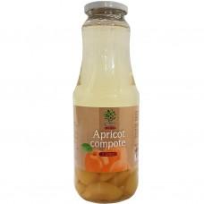 Aprikoskompott ( juice med frukt i ) 1L.