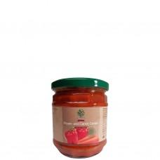 Paprika och Morot Caviar 420 g.